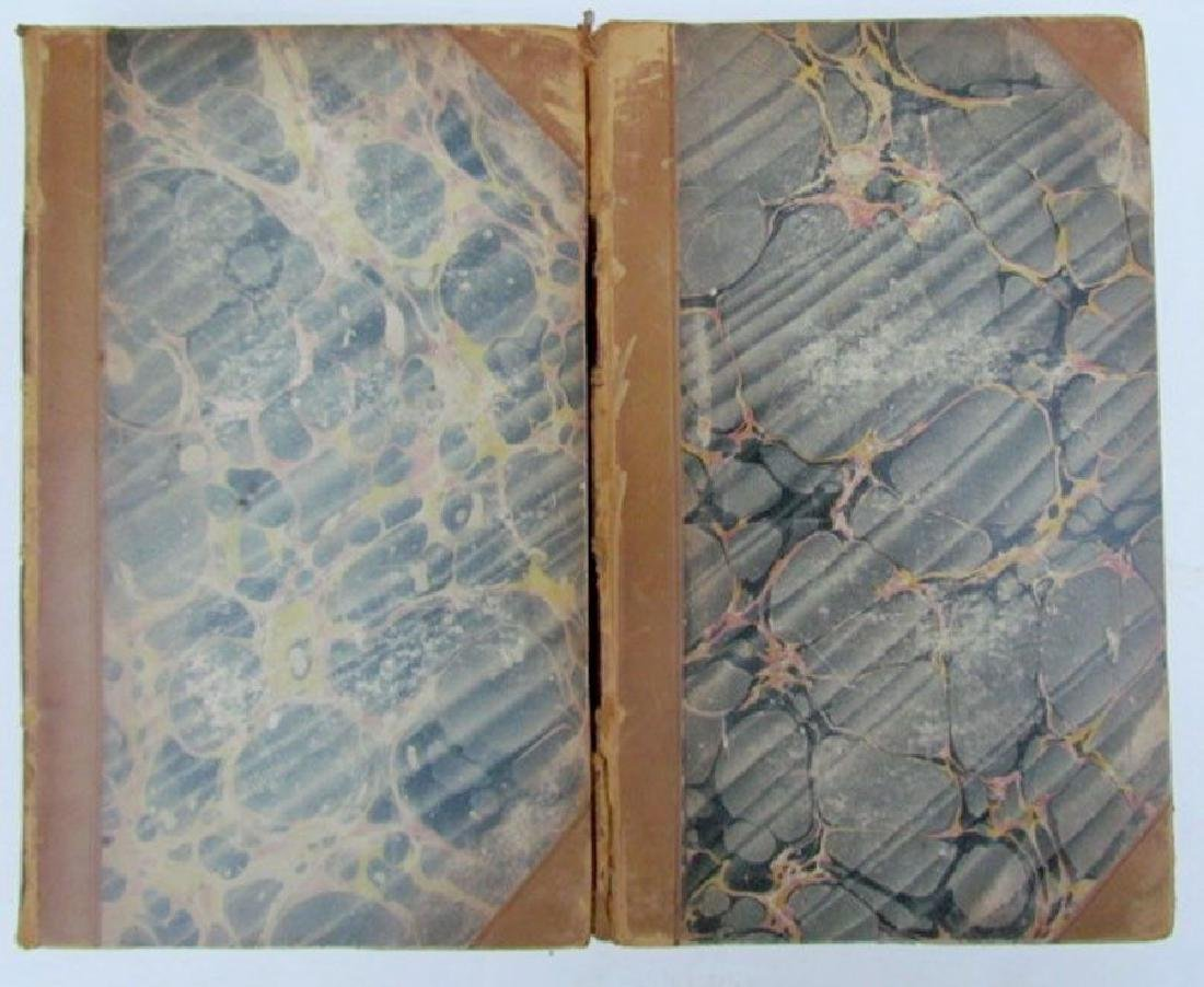 1840 2 Vol Naval History United States Fenimore Cooper - 2