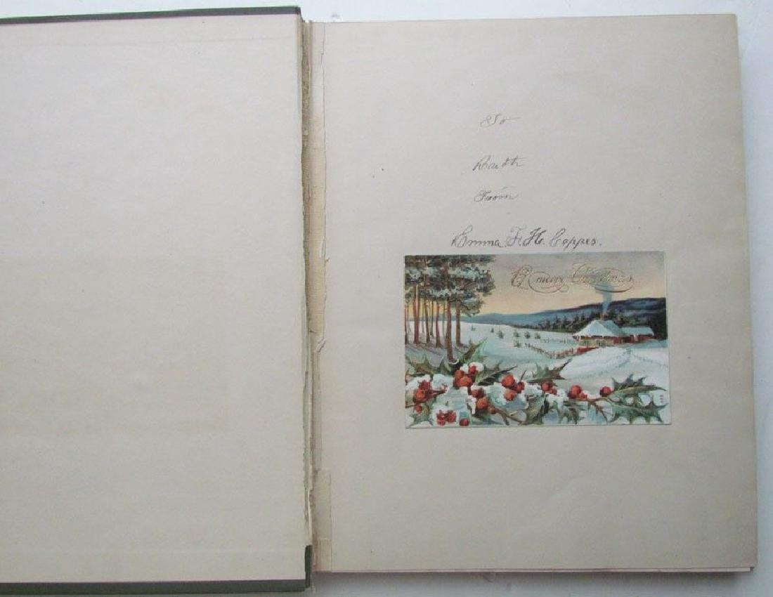 Antique 1880s Dore Bible Gallery Illustrated Folio - 10