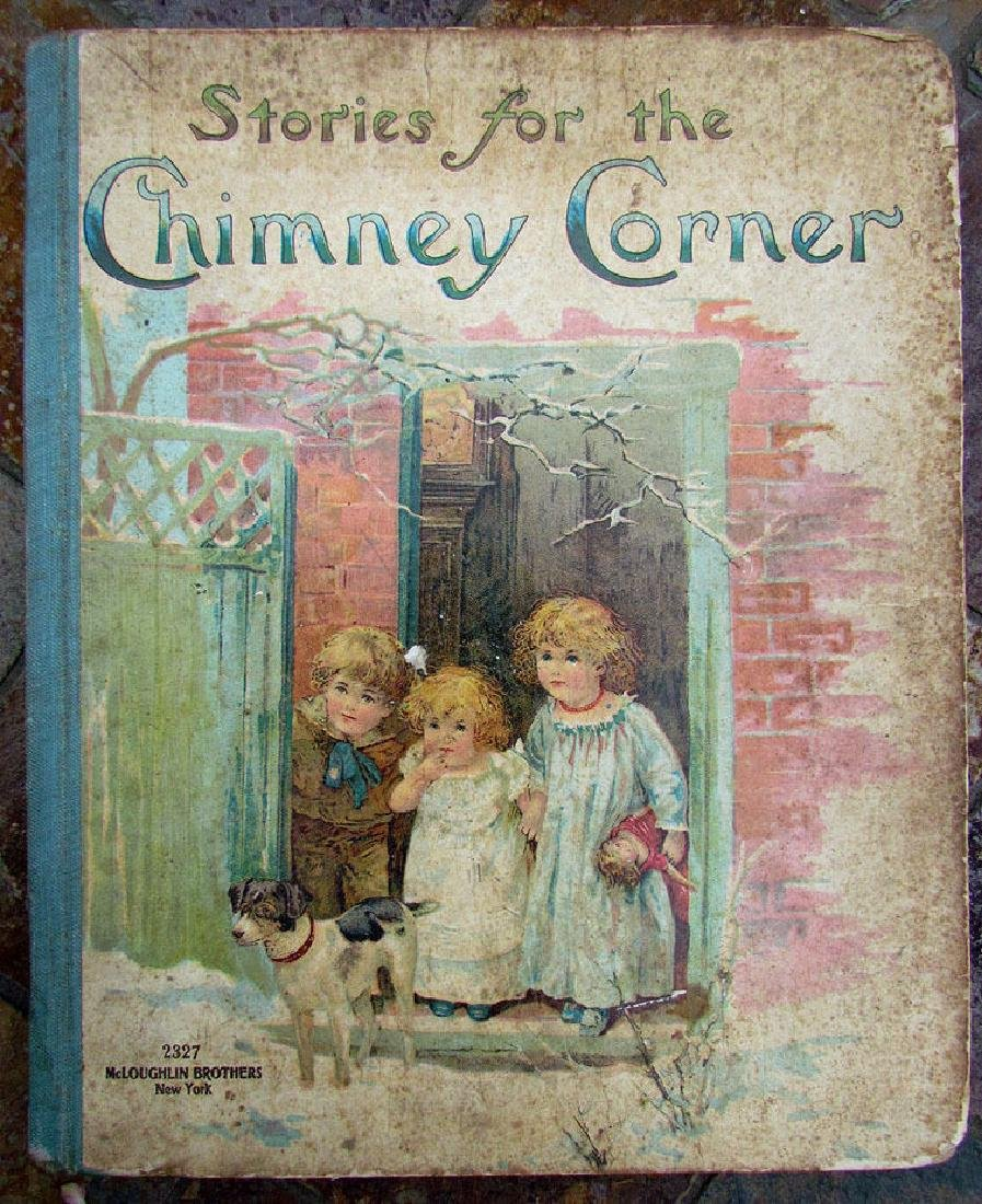 Antique Children Book Stories for the Chimney Corner
