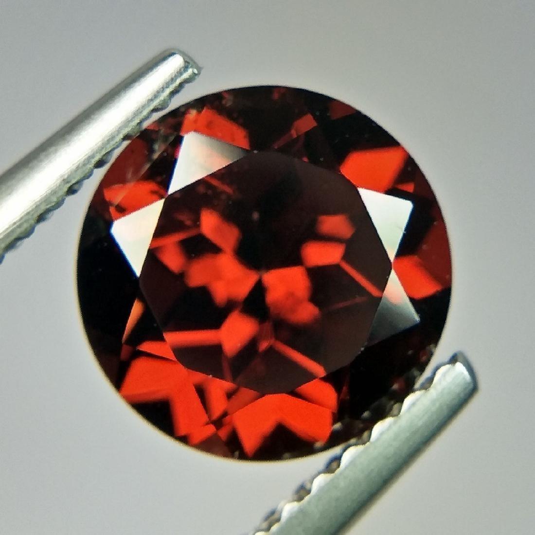 2.25 Carat Loose Pyrope - Almandite Red Garnet