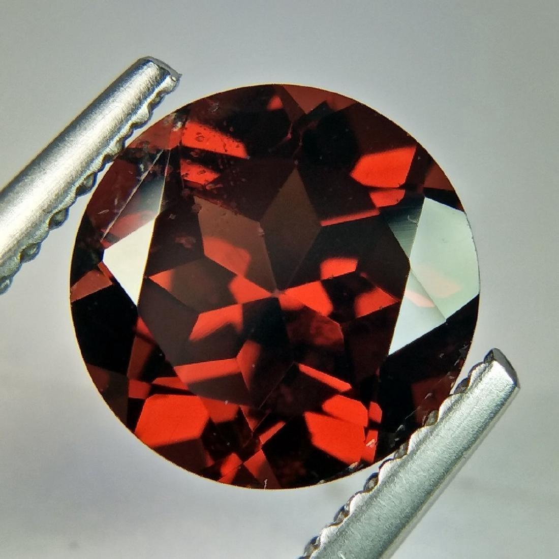 2.25 Carat Loose Pyrope - Almandite Red Garnet - 2