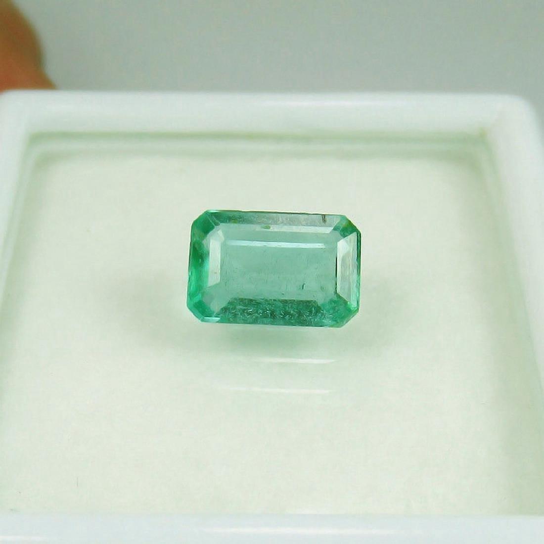 1.01 Carat Natural Zambian Loose Clean Emerald