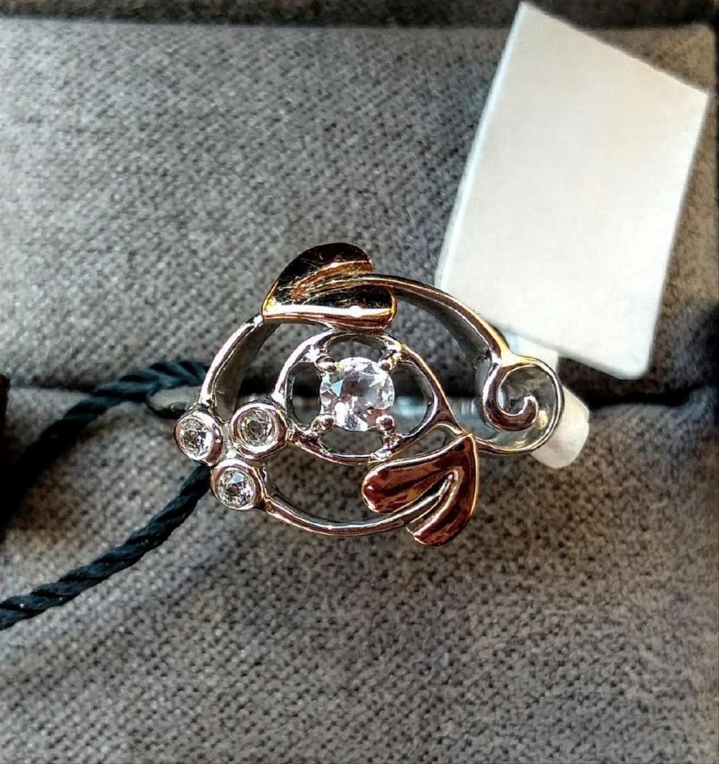 Rare Welsh Clogau Gold Royal Family Ring