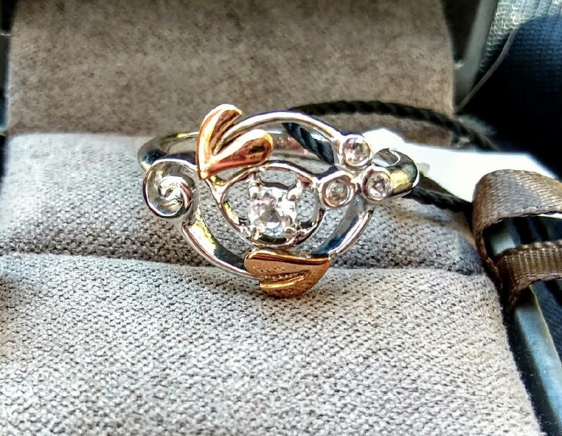 Rare Welsh Clogau Gold Royal Family Ring - 5