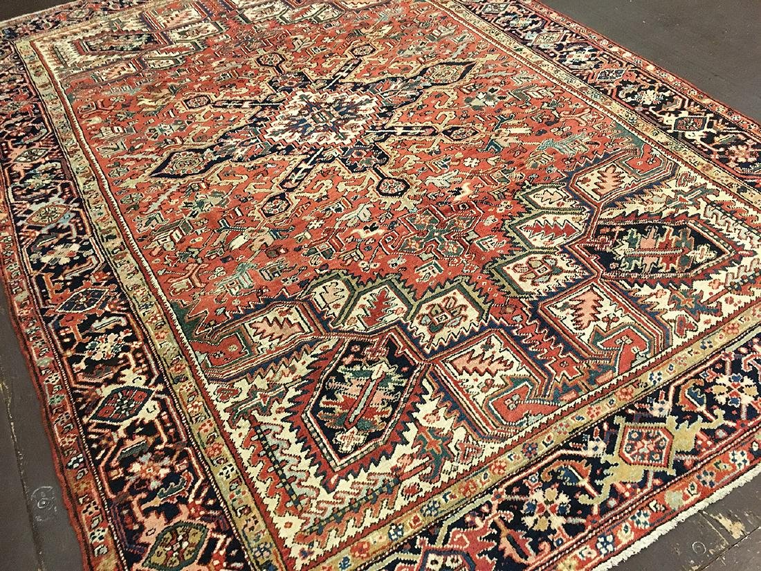 Persian Heriz Carpet 11.3x8.5