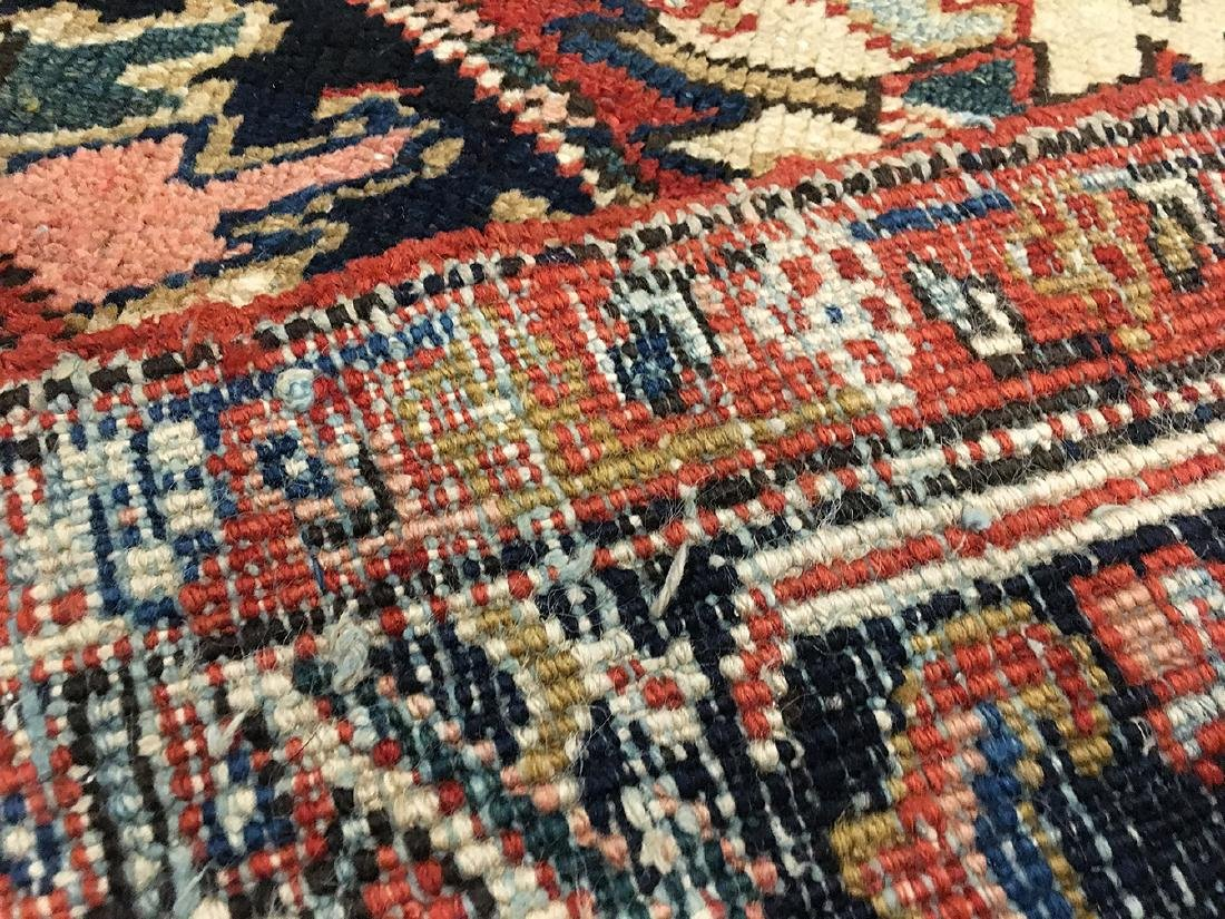 Persian Heriz Carpet 11.3x8.5 - 9