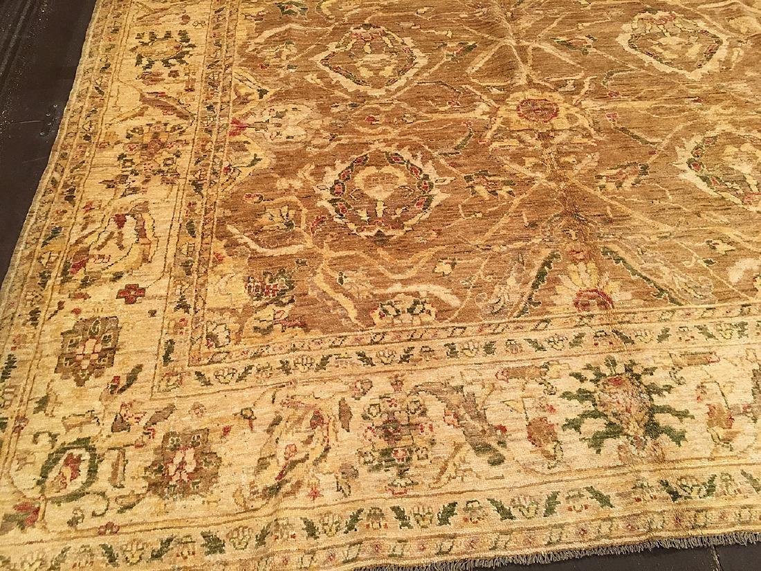 Afghani Pishawar Carpet 11.7x8.7 - 2