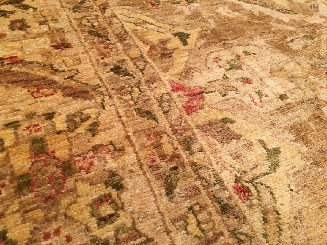 Afghani Pishawar Carpet 11.7x8.7 - 3