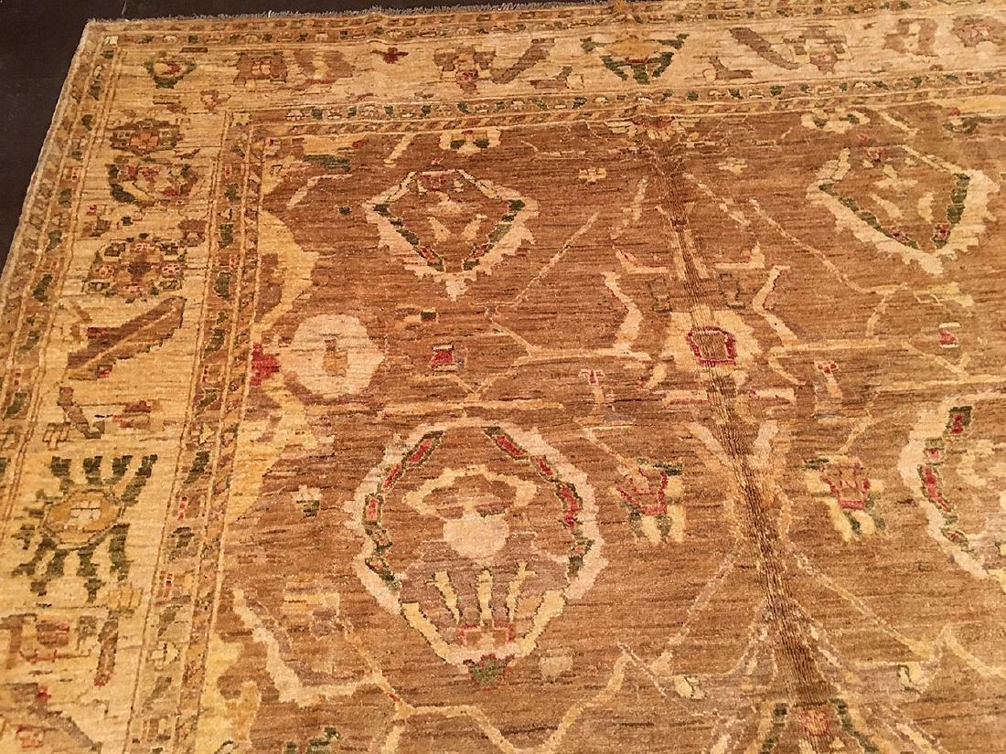 Afghani Pishawar Carpet 11.7x8.7 - 5