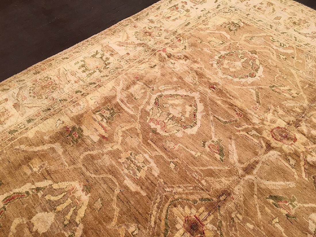 Afghani Pishawar Carpet 11.7x8.7 - 7