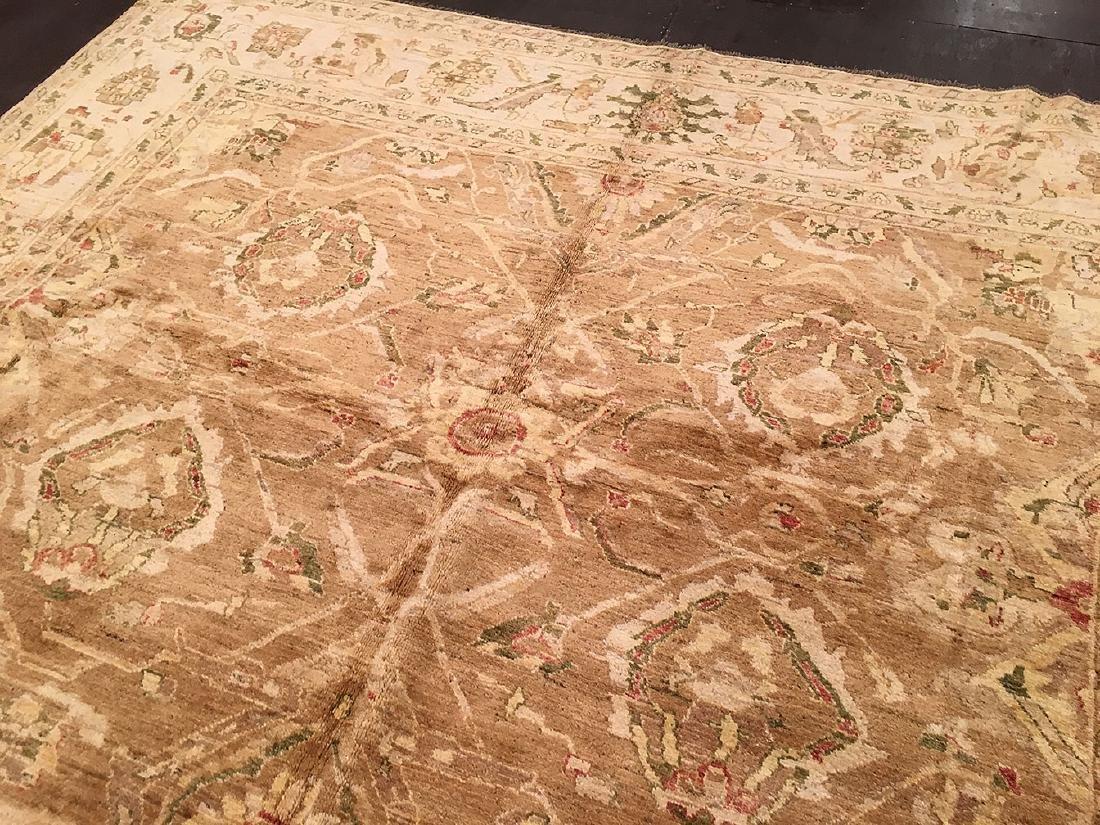 Afghani Pishawar Carpet 11.7x8.7 - 8