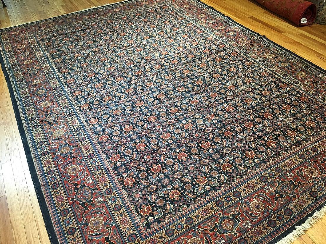 Persian Tabriz Carpet 10.11x7.11