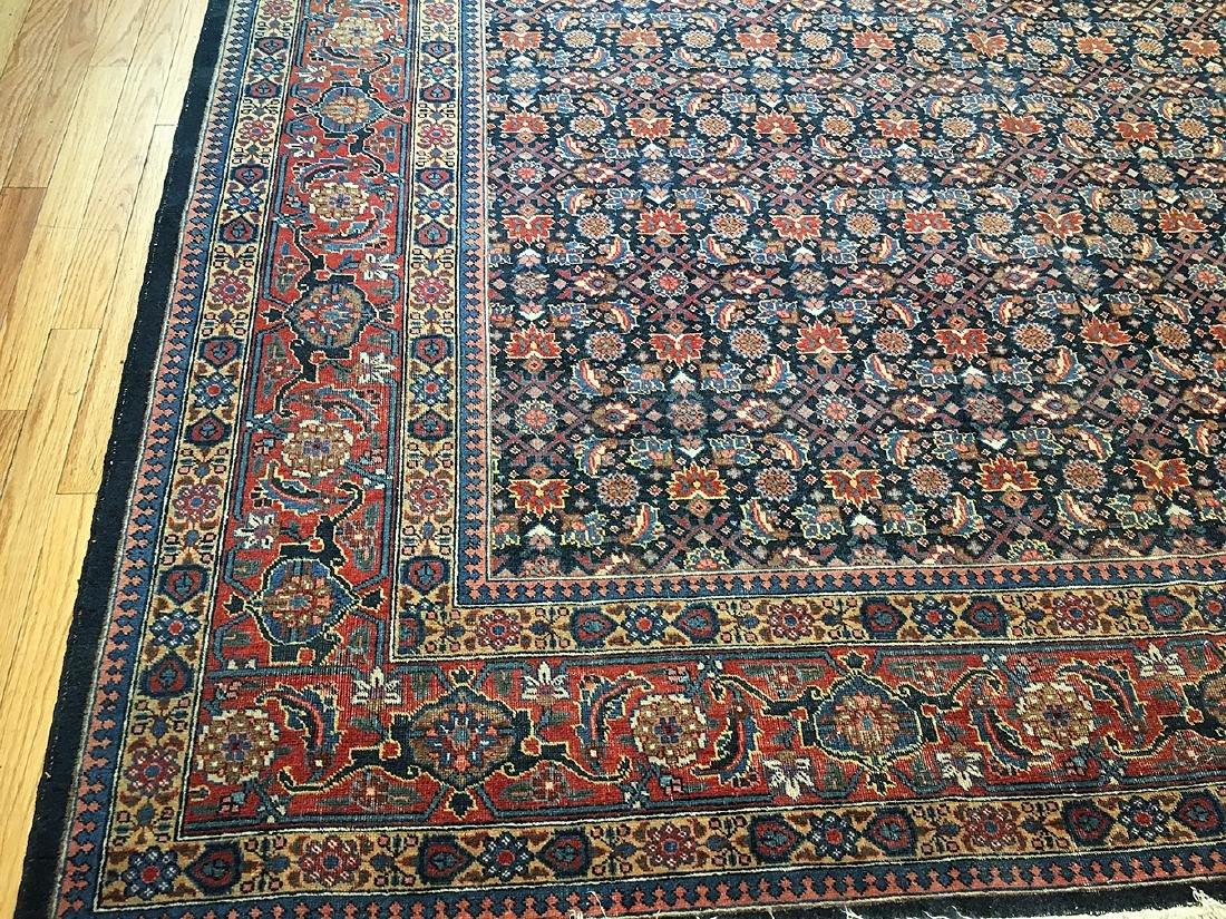 Persian Tabriz Carpet 10.11x7.11 - 2