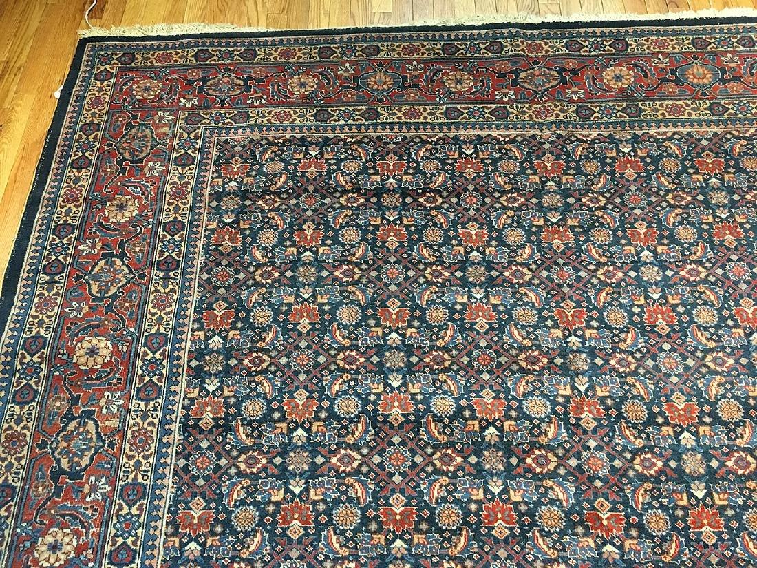 Persian Tabriz Carpet 10.11x7.11 - 6