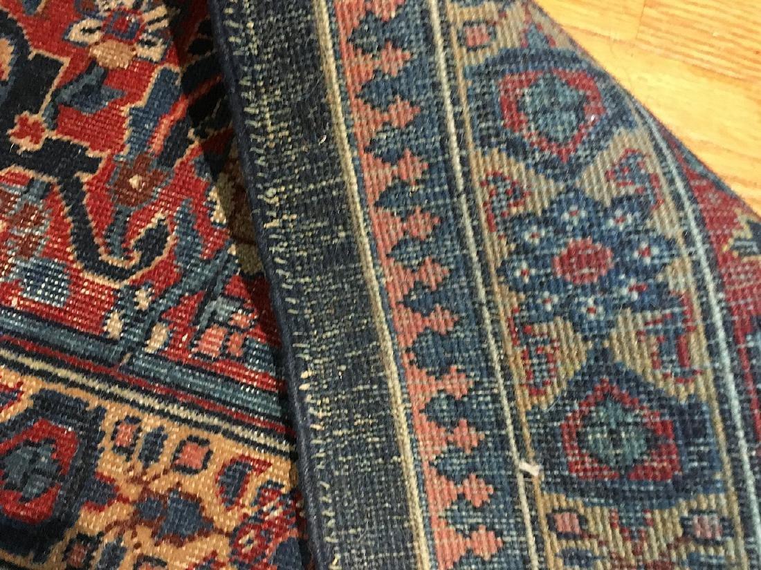 Persian Tabriz Carpet 10.11x7.11 - 8