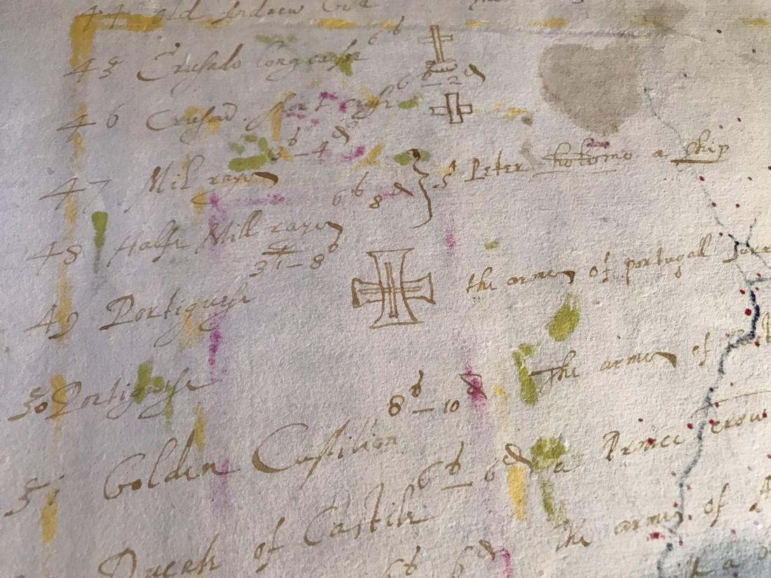 Ortelius Antique Map: Brabantiae Germaniae Inferioris - 6