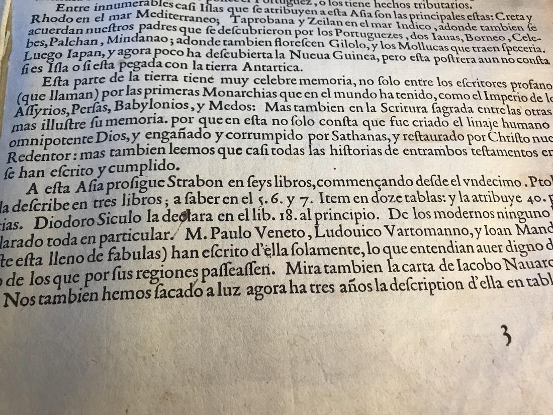 Ortelius Antique Map: Asiae Nova Descriptio - 5