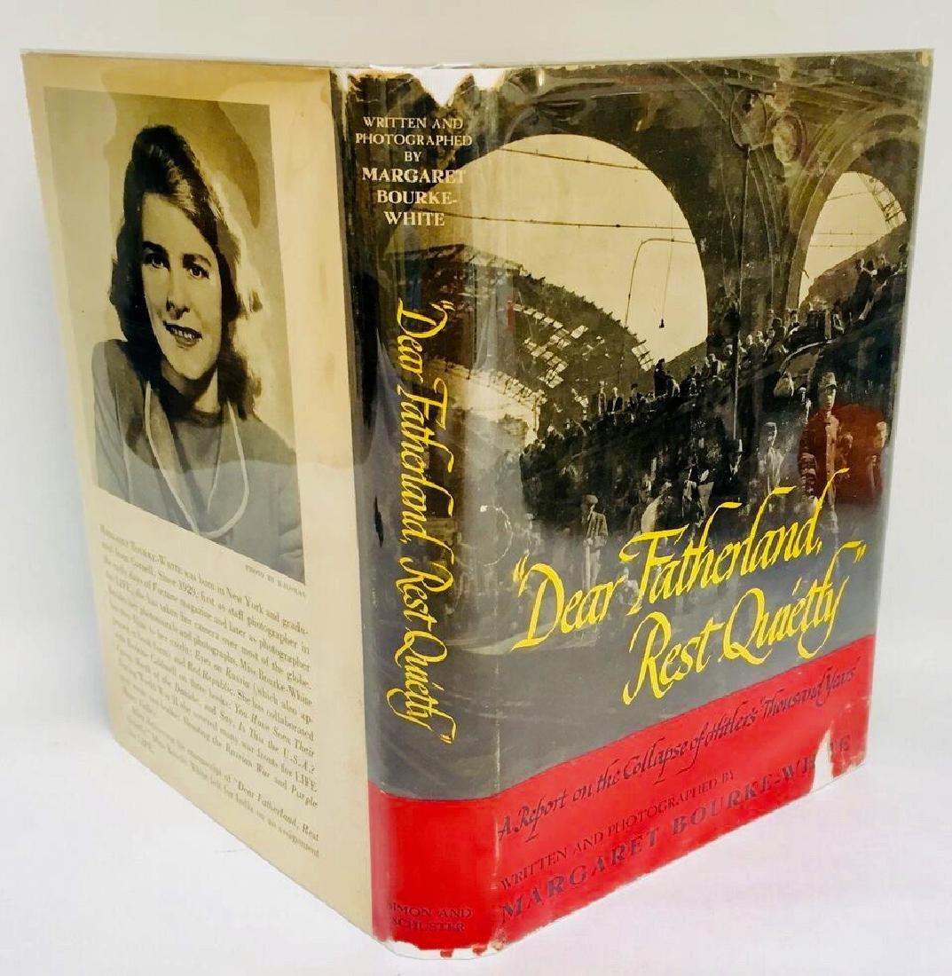 Dear Fatherland Margaret Bourke-White First Edition