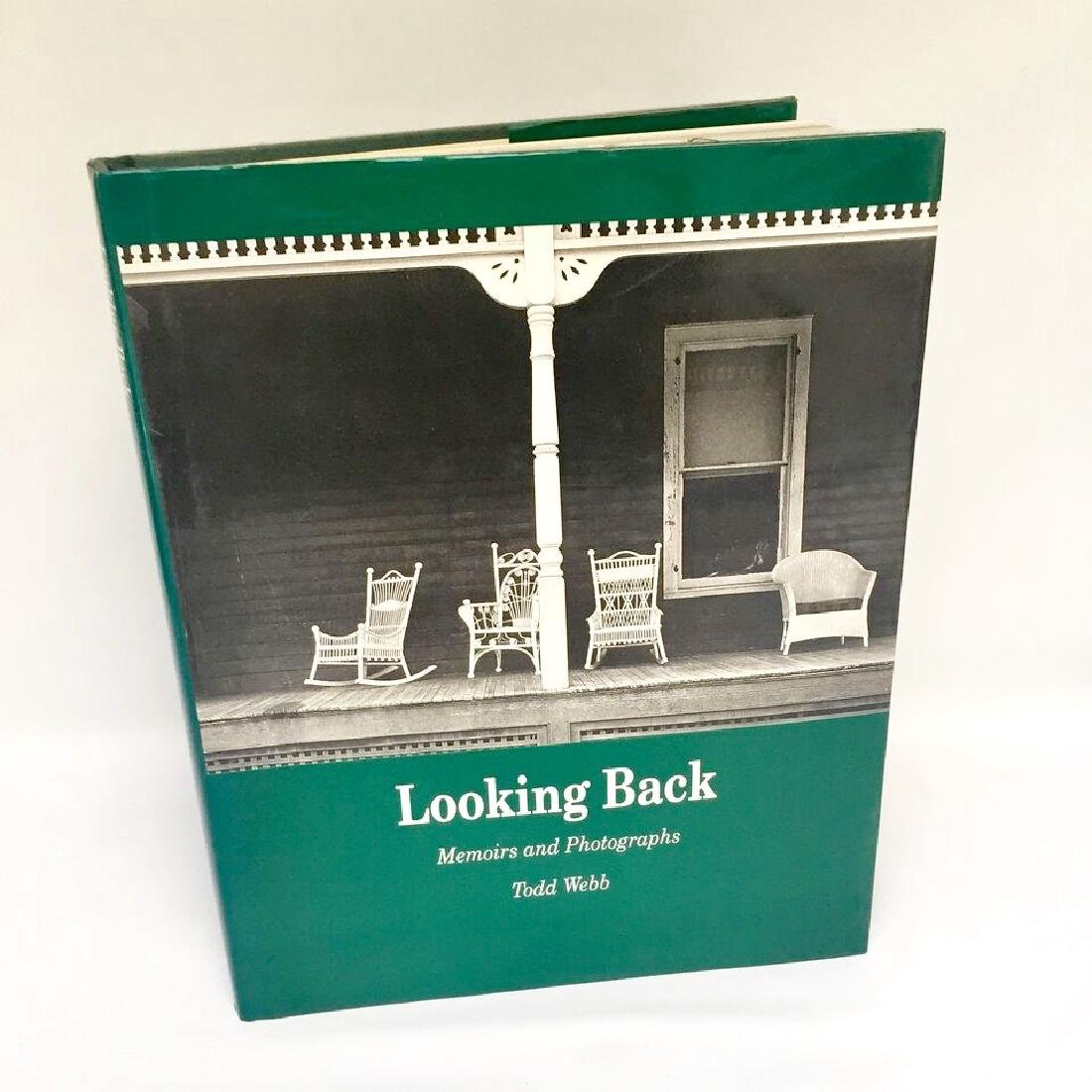Looking Back Todd Webb First Edition