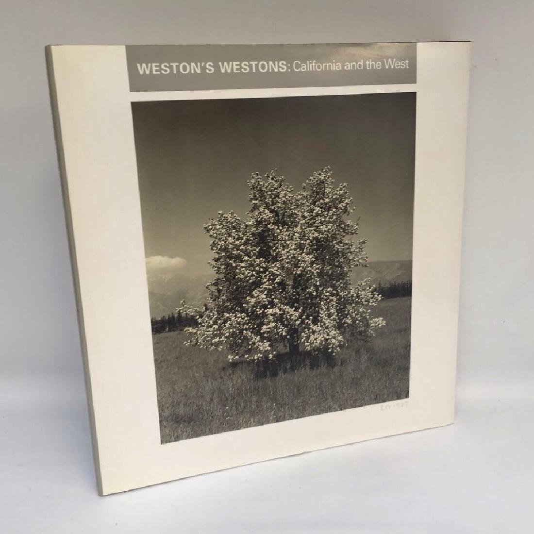 California and the West Edward Weston First Edition