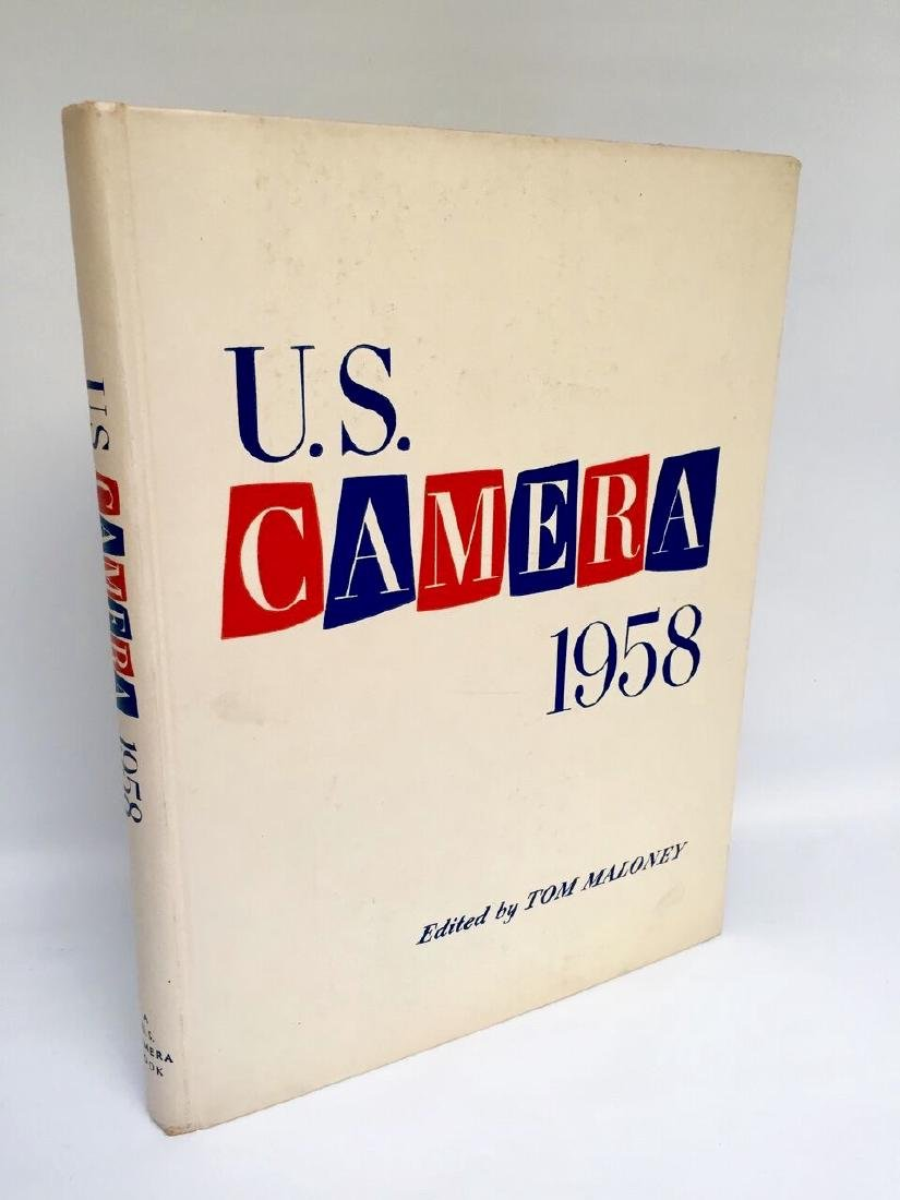 US Camera 1958 Tom Maloney First Edition