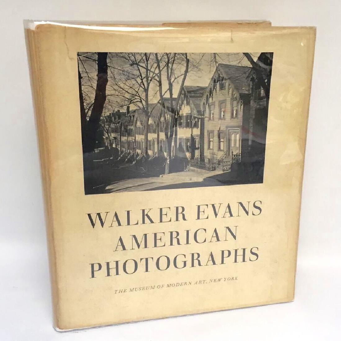 Walker Evans American Photographs Second Edition