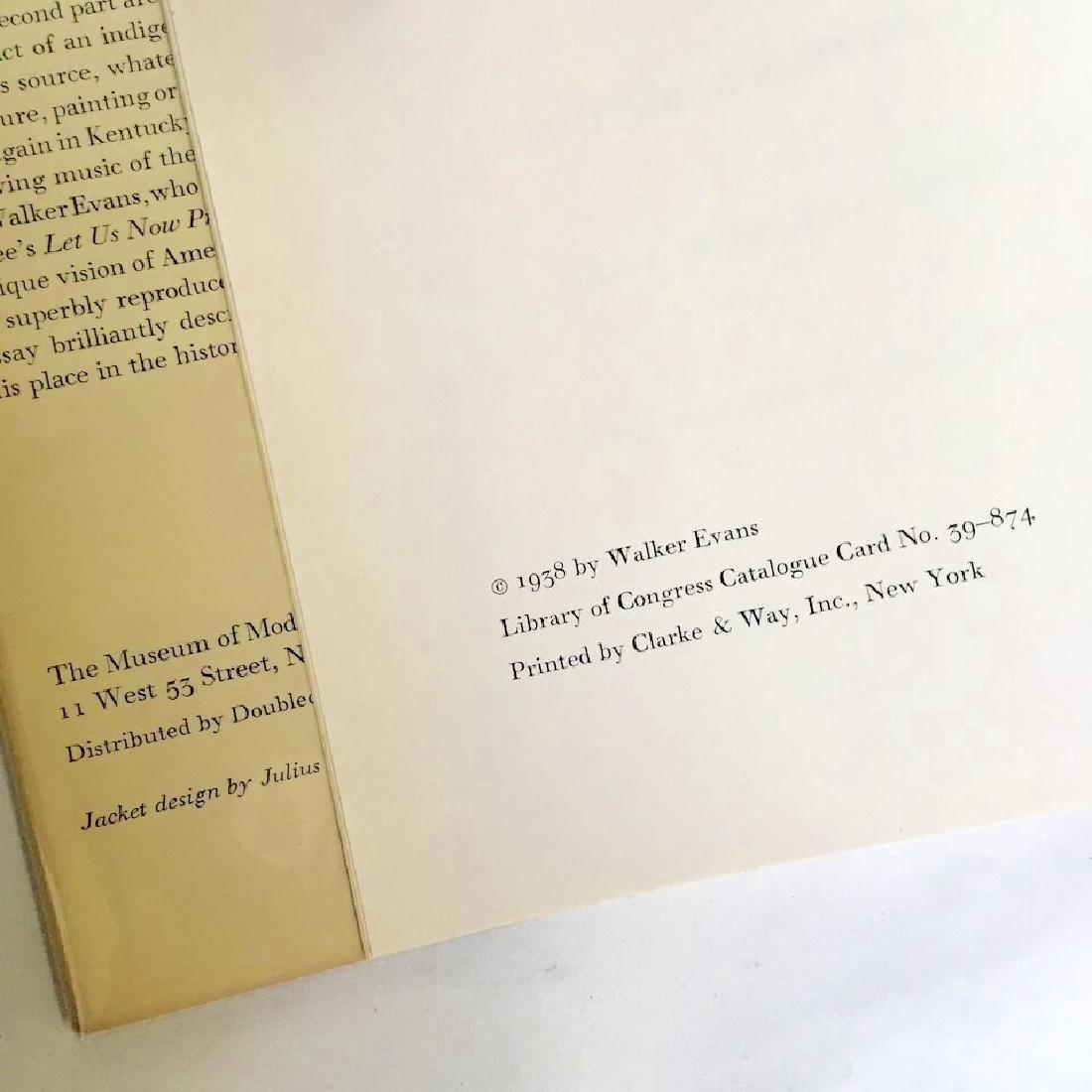 Walker Evans American Photographs Second Edition - 2