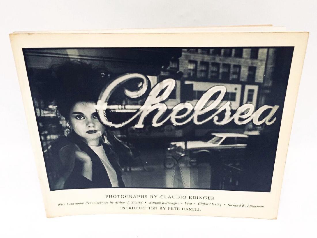 Chelsea Hotel Claudio Edinger First Edition