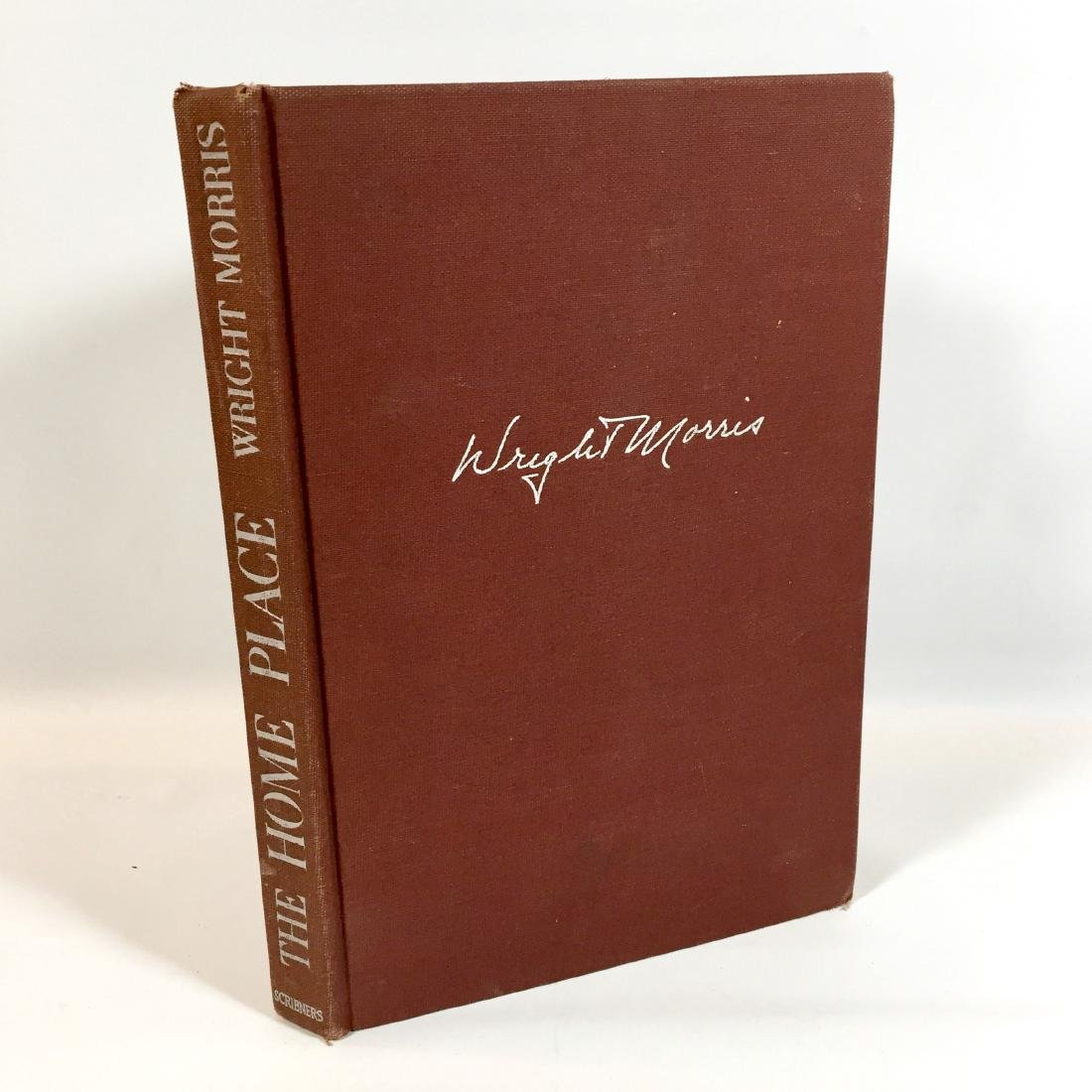 The Home Place Wright Morris First Edition