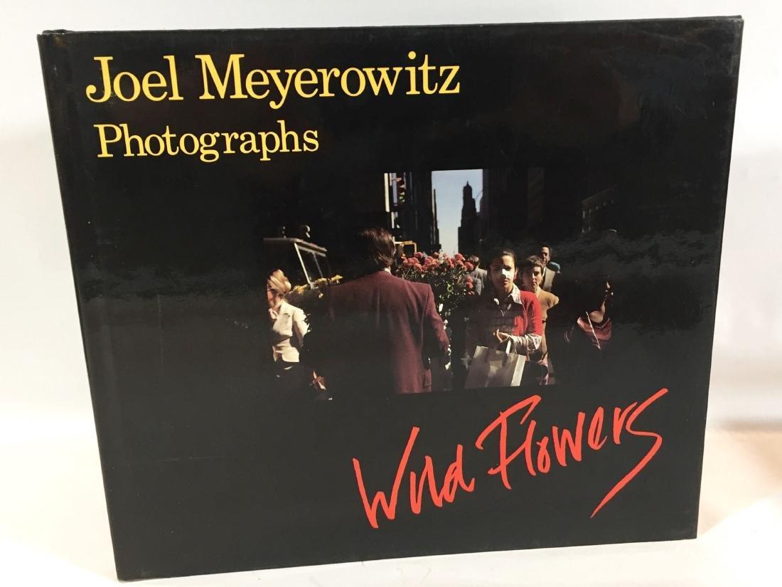 Wild Flowers Joel Meyerowitz First Edition
