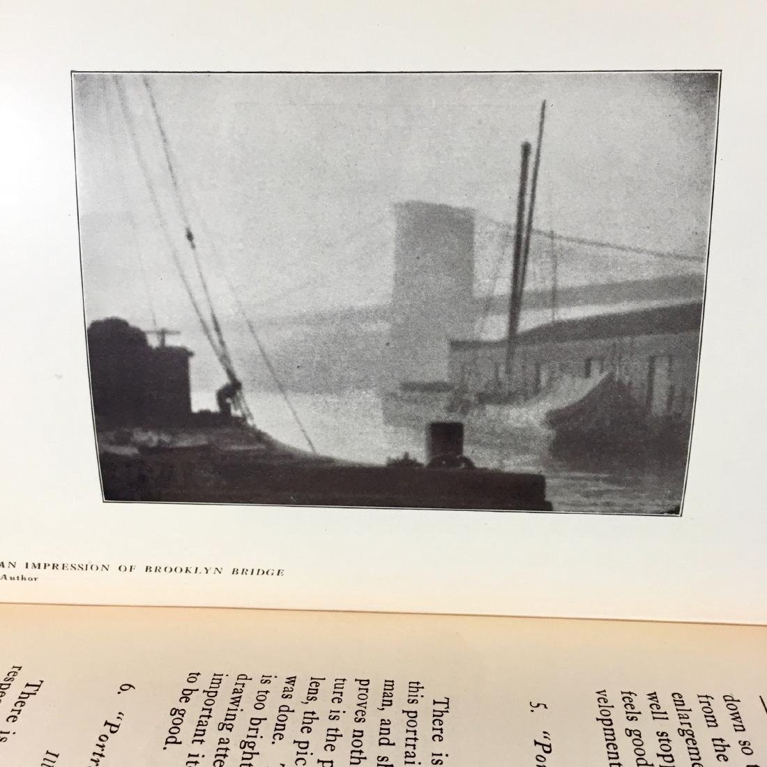 Principles Pictorial Photography Gillies First Edition - 6