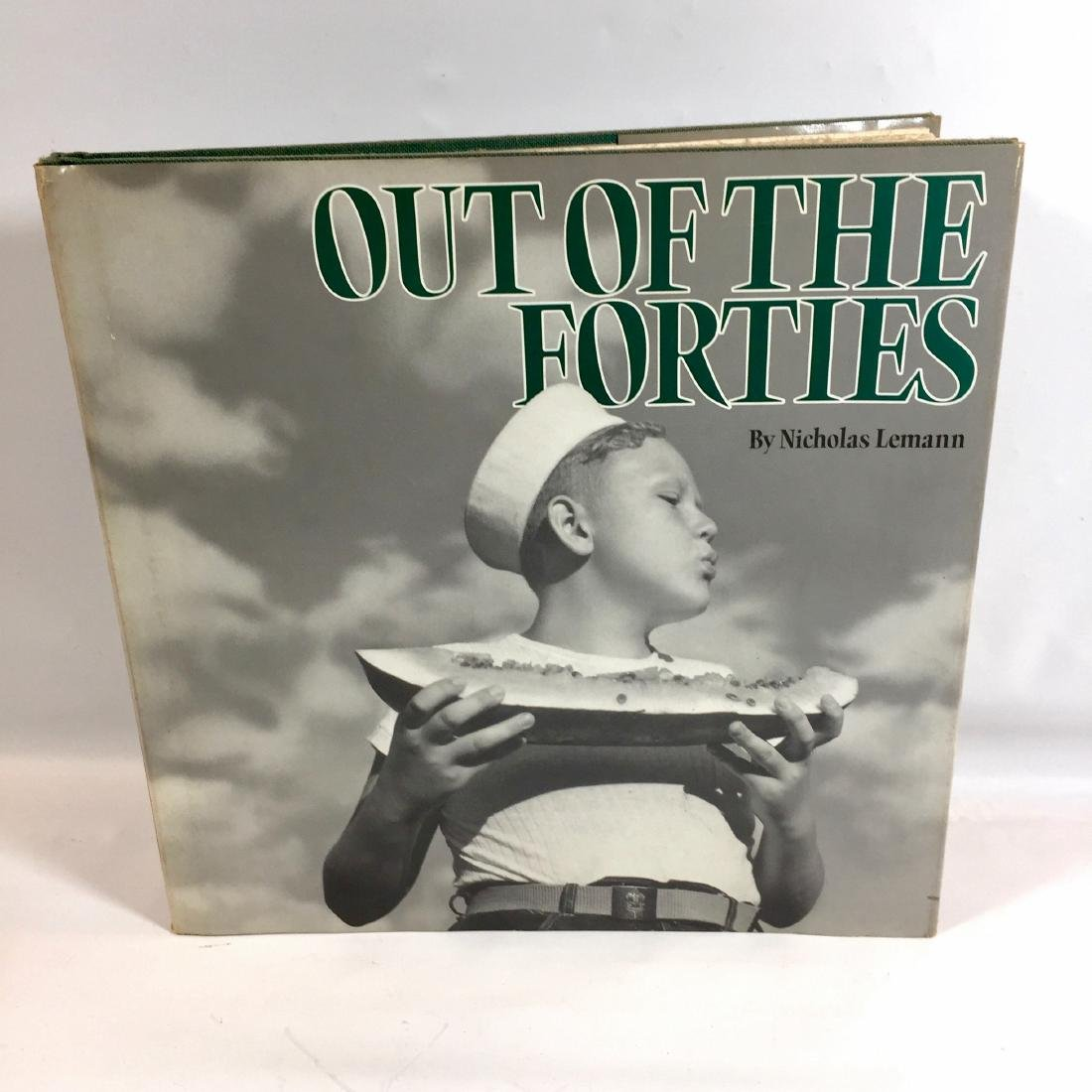 Out of the Forties Nicholas Lemann