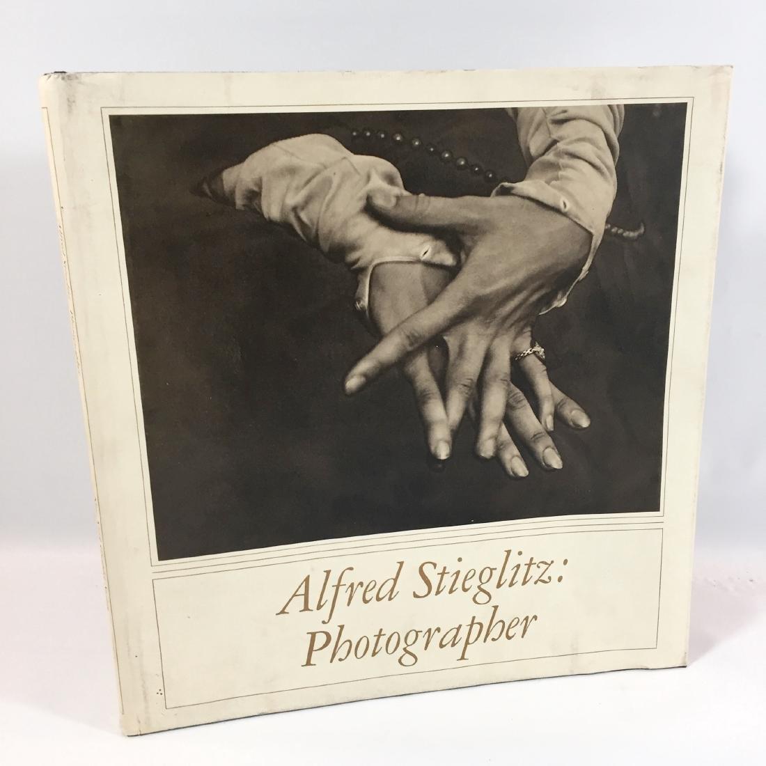Alfred Stieglitz: Photographer Doris Bry First Edition