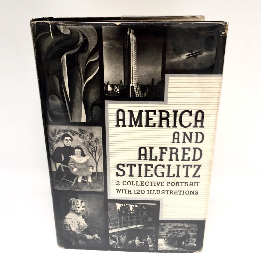 America & Alfred Stieglitz Portrait 120 Illustrations