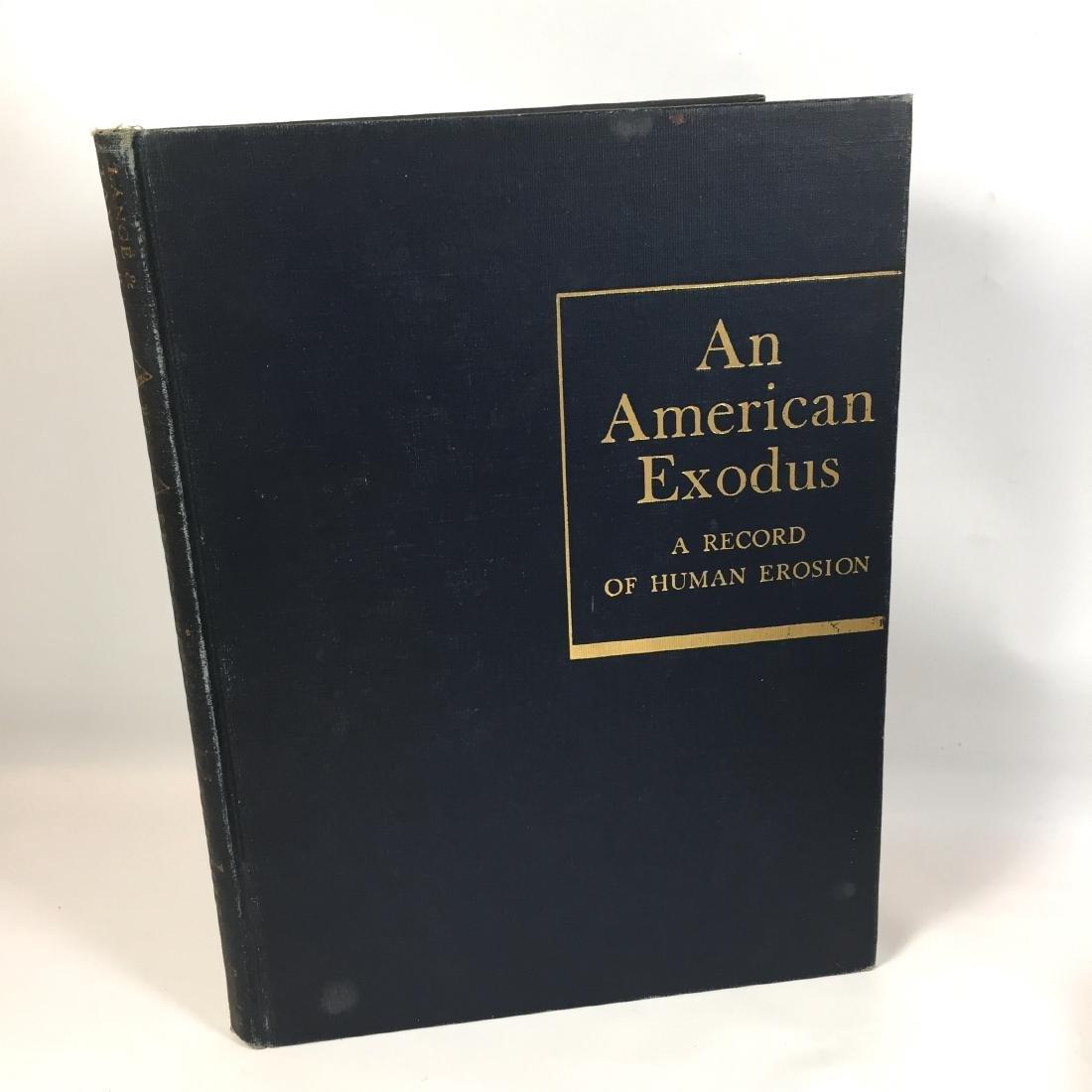 Record of Human Erosion Dorothea Lange & Taylor