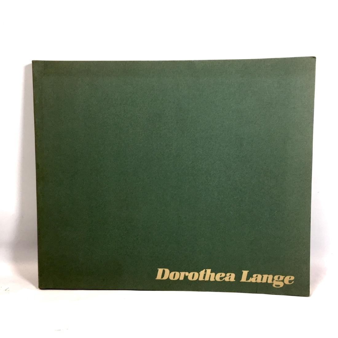 Dorothea Lange Therese Thau Heyman First Edition