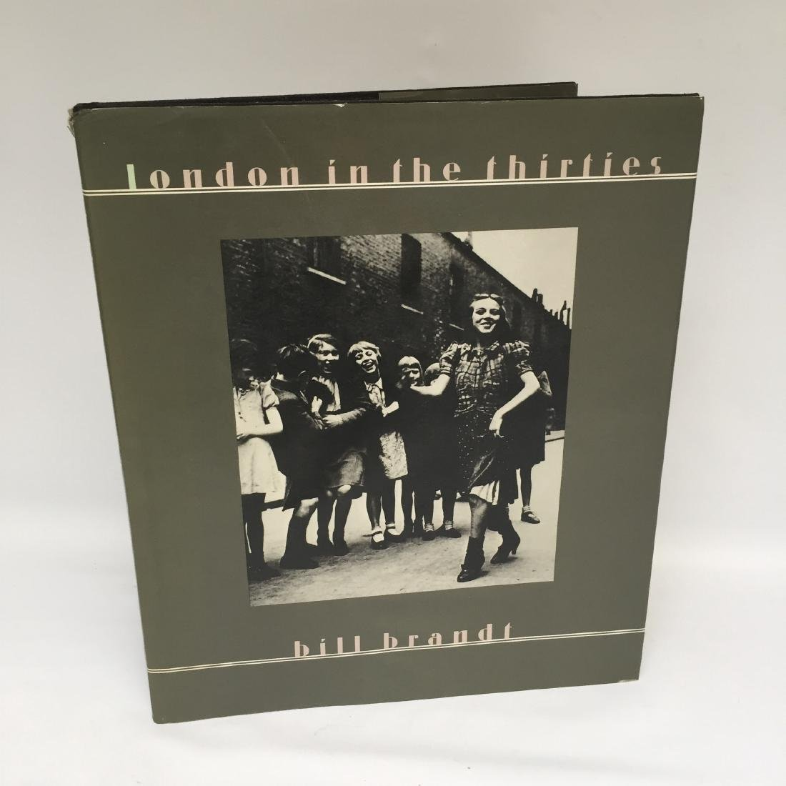 London in the Thirties Bill Brandt First Edition
