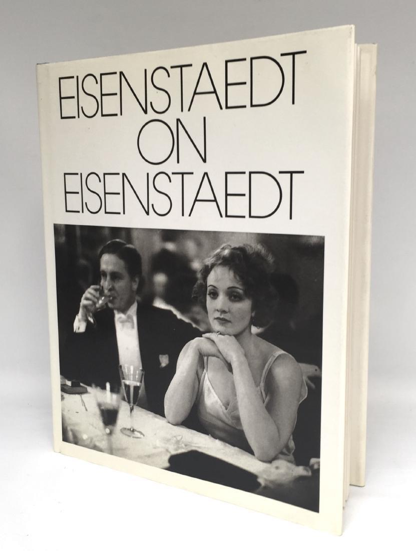 Eisenstaedt on Eisenstaedt Alfred First Edition