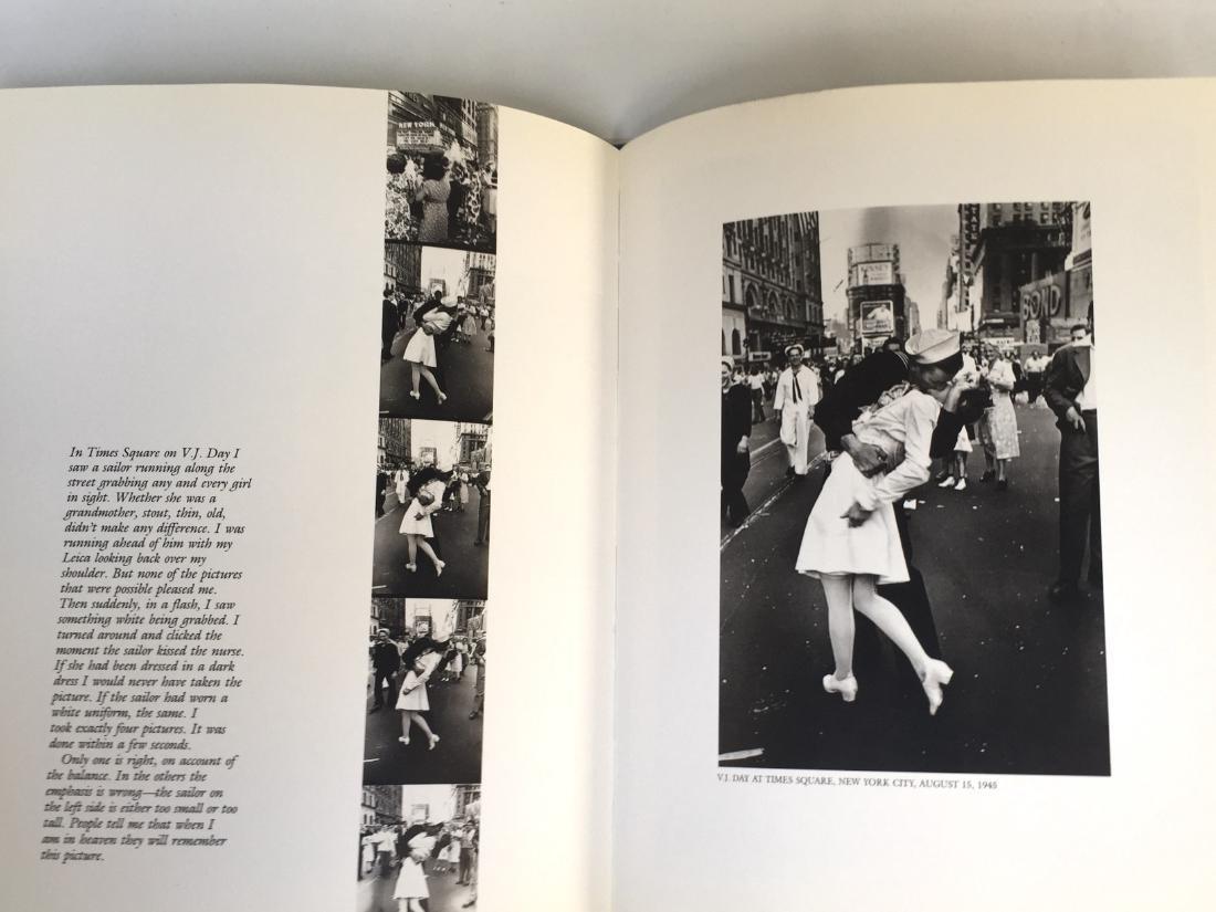Eisenstaedt on Eisenstaedt Alfred First Edition - 5