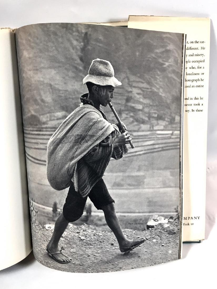 The World of Werner Bischof Manuel Gasser First Edition - 5