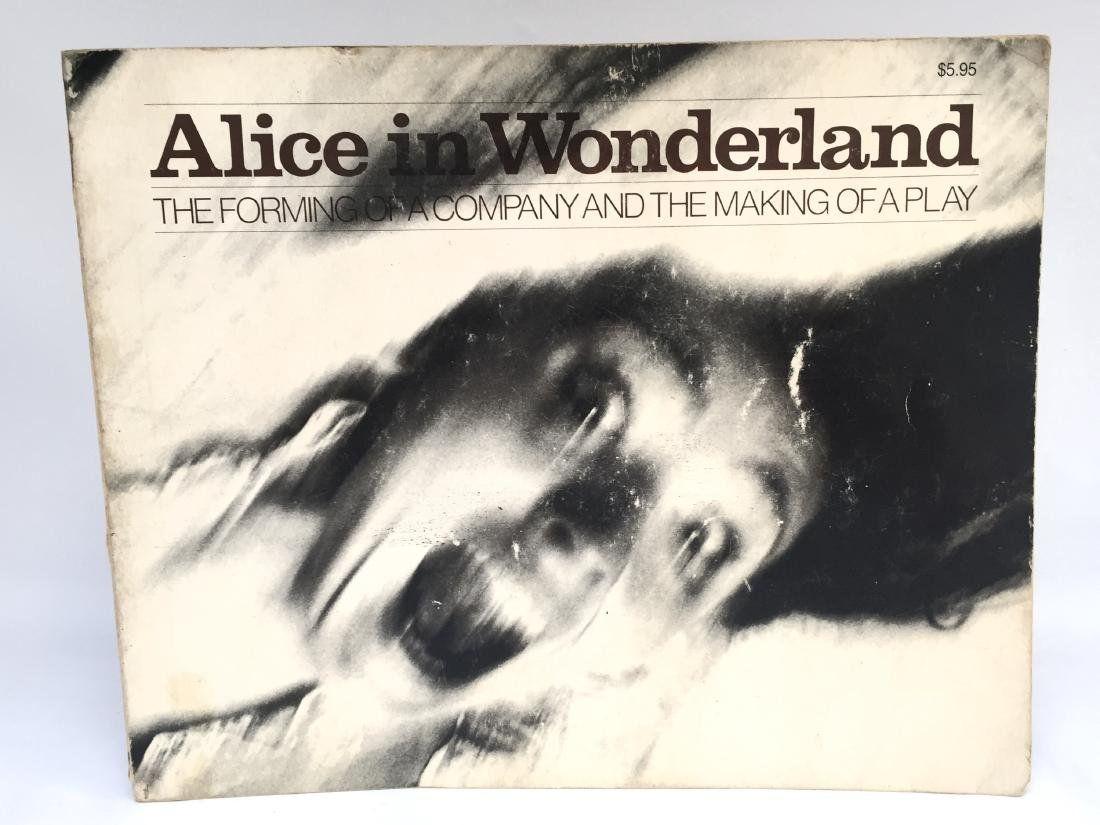 Alice in Wonderland Forming of a Company Making Play