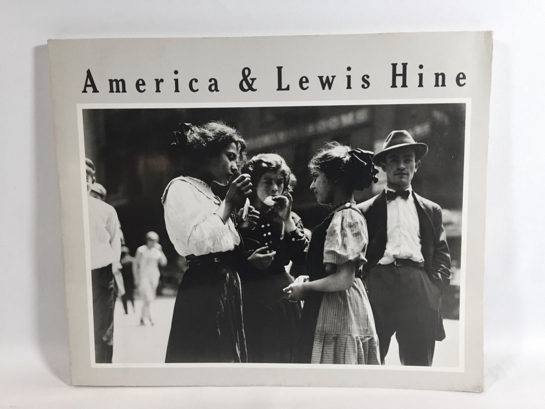America & Lewis Hine Walter Rosenblum