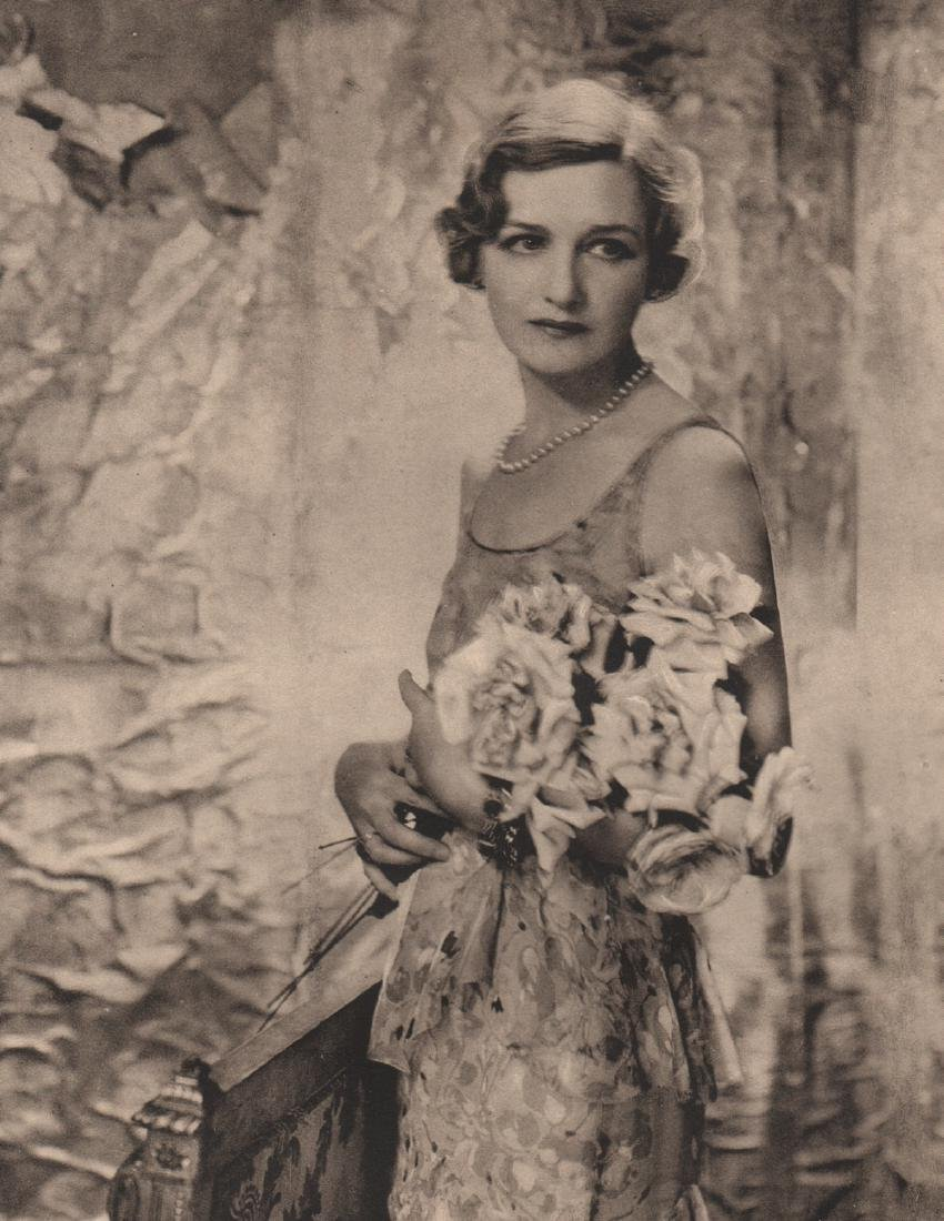 CECIL BEATON - Miss Lily Elsie