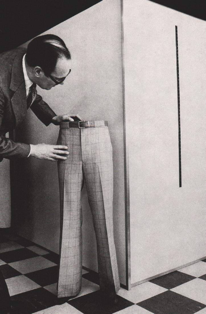 BRIAN GRIFFIN -  Trouser Company, Liverpool