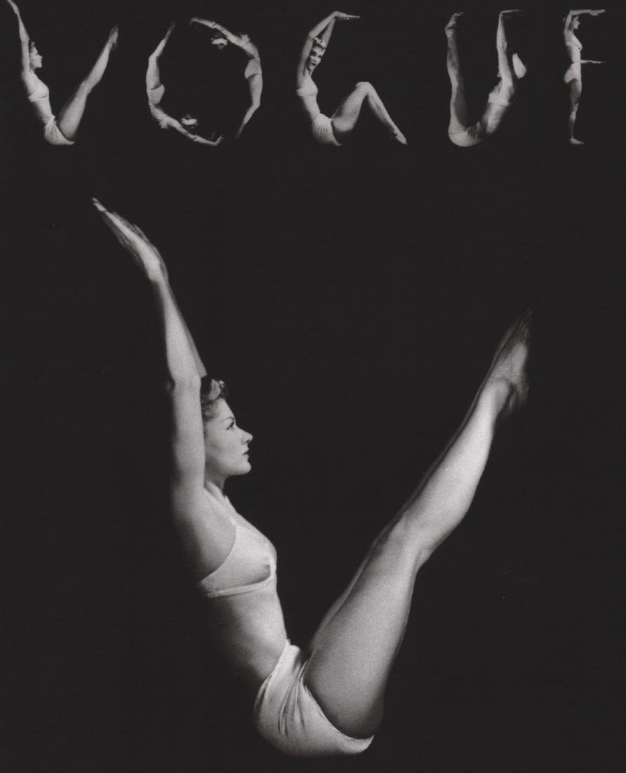 HORST - Lisa Fonssagrives, V.O.G.U.E. 1940