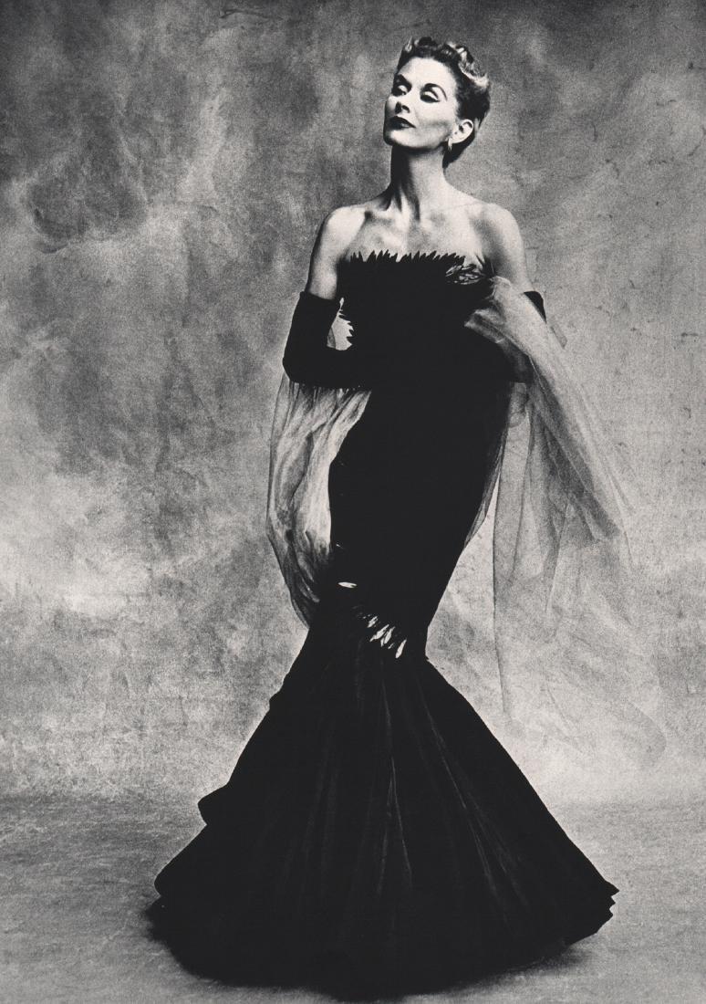 IRVING PENN - Mermaid Dress