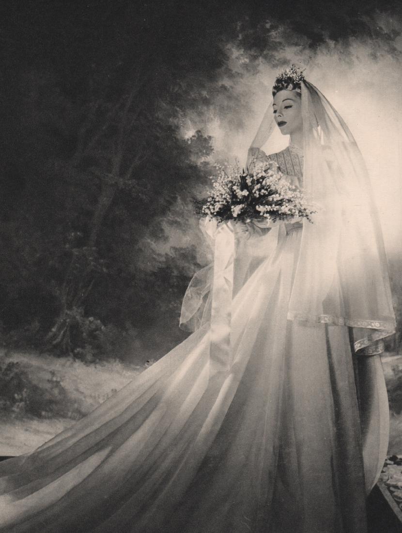 GEORGE PLATT-LYNES - Wedding Fashion