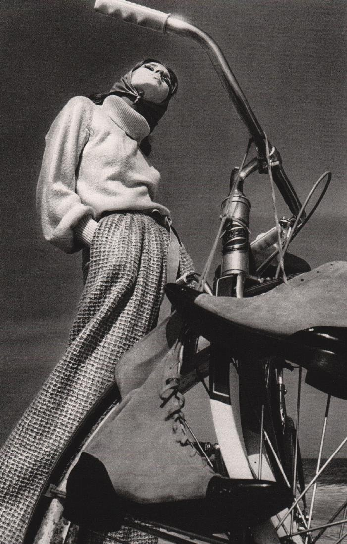 JEANLOUP SIEFF - Model for Harper's Bazaar
