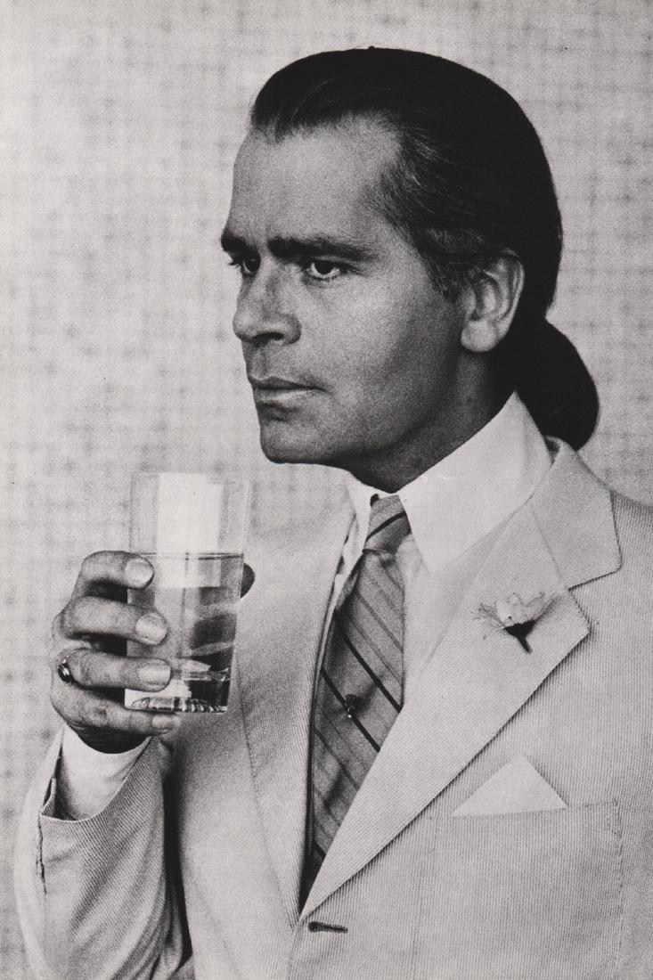 ALICE SPRINGS - Karl Lagerfeld, Monte Carlo 1983