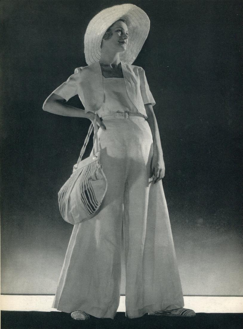 EDWARD STEICHEN - Fashion Model